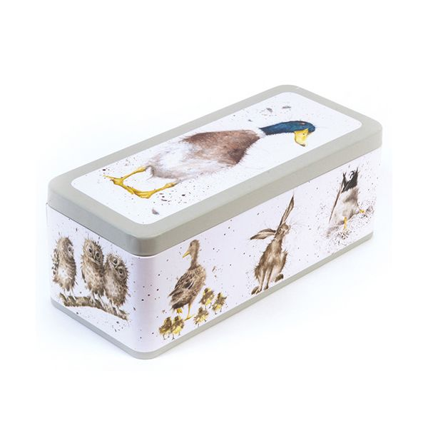 Wrendale Designs Cracker Tin