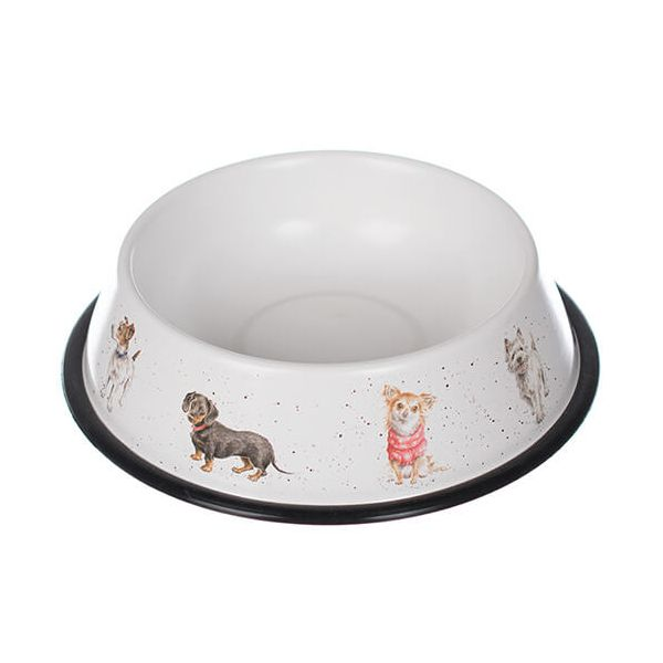 Wrendale Dog Bowl