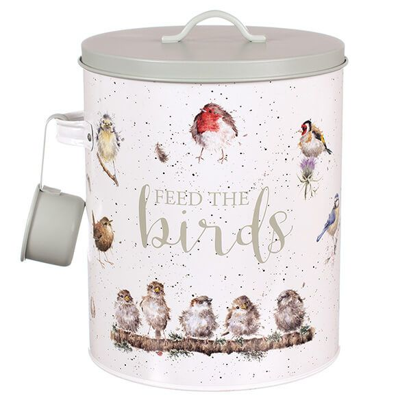 Wrendale Feed The Birds Tin