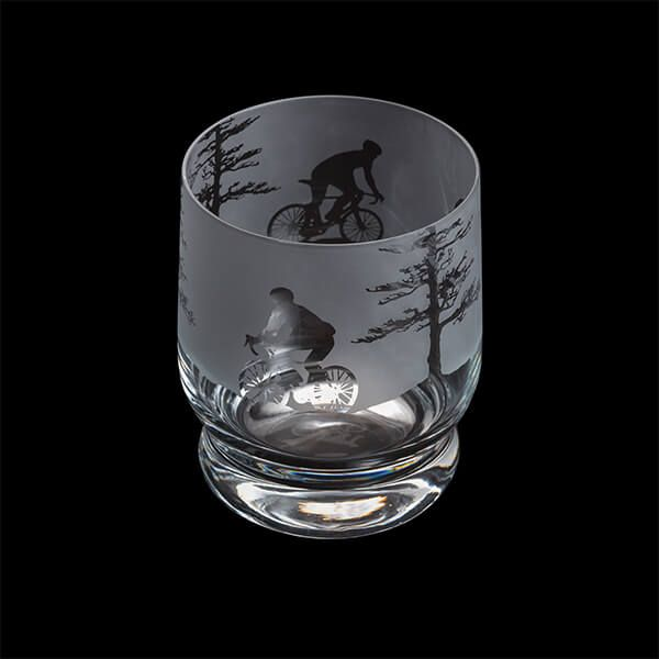 Dartington Aspect Tumbler Cycling