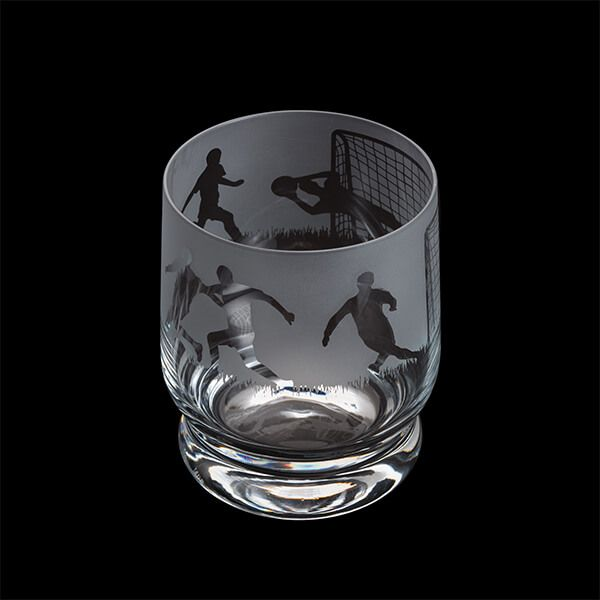 Dartington Aspect Tumbler Football