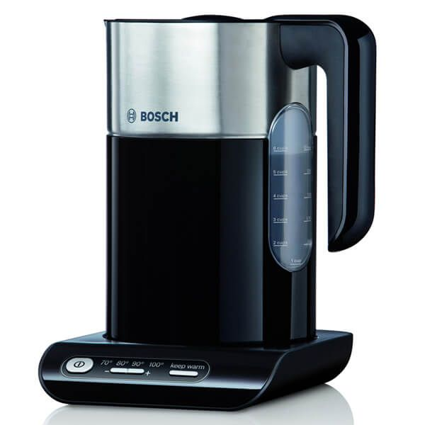 Bosch Styline Kettle Black