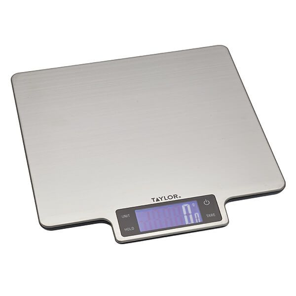 Taylor Pro Large Platform 10kg Digital Dual Kitchen Scale
