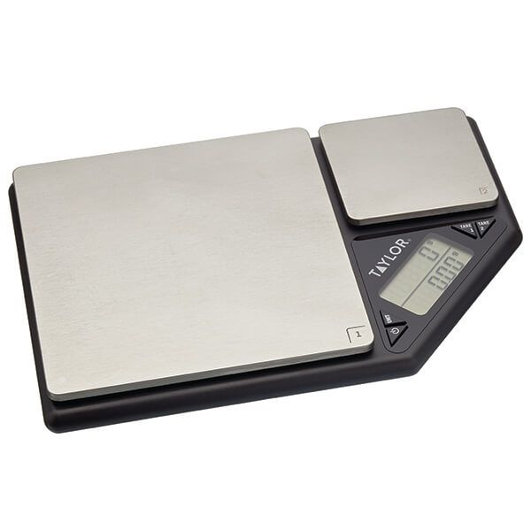 Taylor Pro Dual Platform 5kg & 500g Digital Dual Kitchen Scale