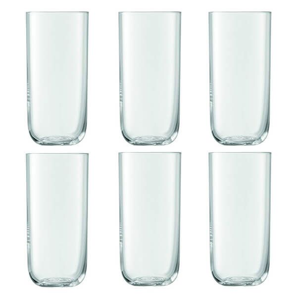 LSA Uno 490ml Highball Glasses, 6 for 4