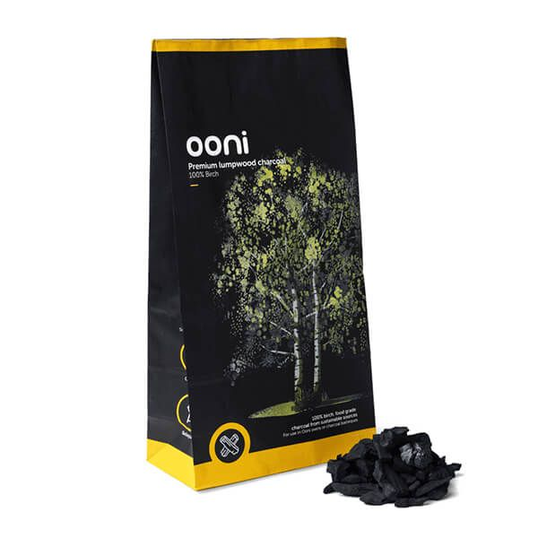 Ooni 4kg Premium Lumpwood Charcoal