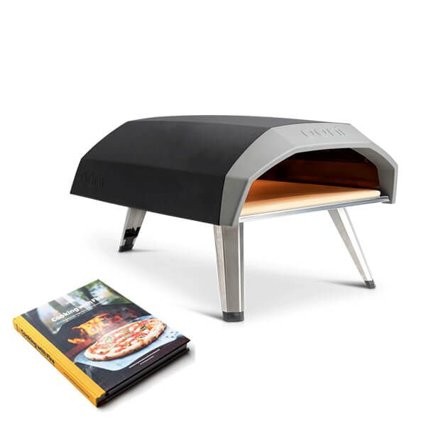 Ooni Koda Gas-Powered Outdoor Pizza Oven With Free Gift