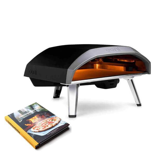 Ooni Koda 16 Gas-Powered Outdoor Pizza Oven With Free Gift