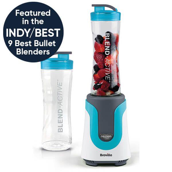 Breville Blend Active Blender Blue