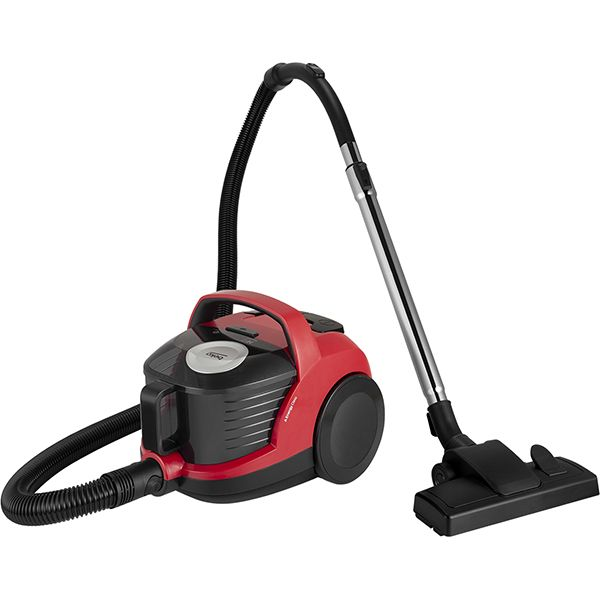 Beko Orion 3 Bagless Cylinder Vacuum Cleaner Red