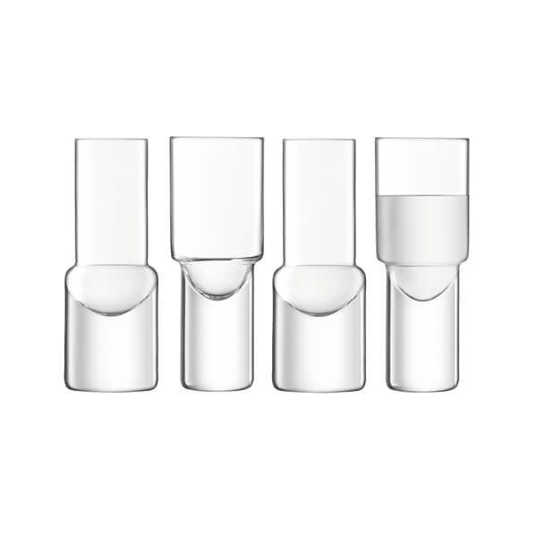 LSA Vodka Shot 50ml Set Of 4