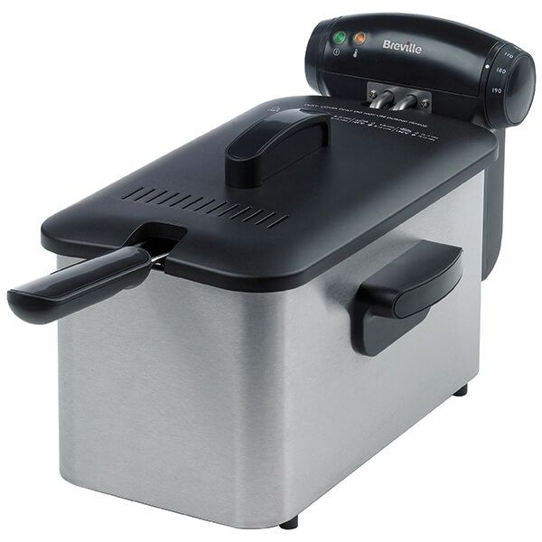 Breville Stainless Steel Pro Deep Fat Fryer