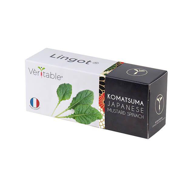 Veritable Japanese Komatsuma Spinach Lingot