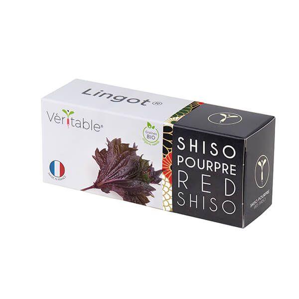 Veritable Organic Purple Shiso Lingot