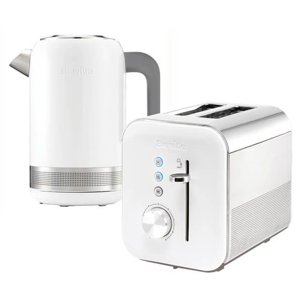 Breville High Gloss Collection Kettle & Toaster Set