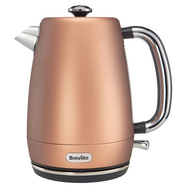 Breville Strata Luminere Rose Gold Kettle