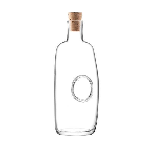 LSA Void Carafe & Cork Stopper 1.1L Clear