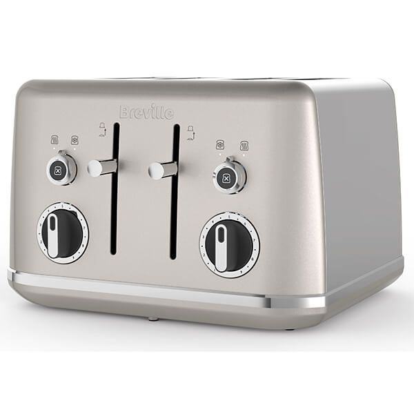 Breville Lustra Toaster Cream