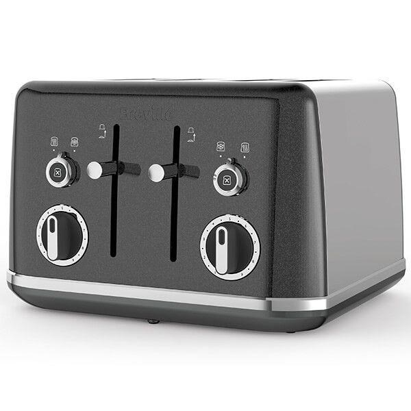 Breville Lustra Toaster Grey