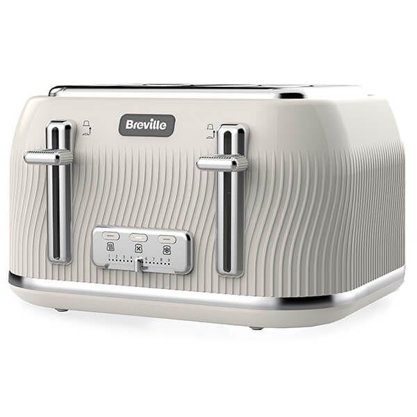 Breville Flow Toaster Cream