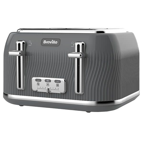 Breville Flow Toaster Grey