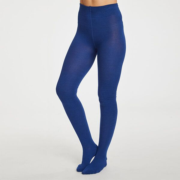Thought Sapphire Blue Elgin Tights