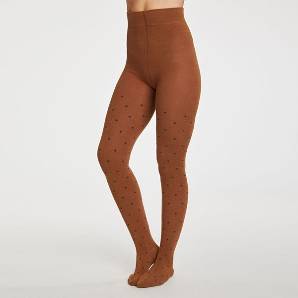 Thought Toffee Spot Tights