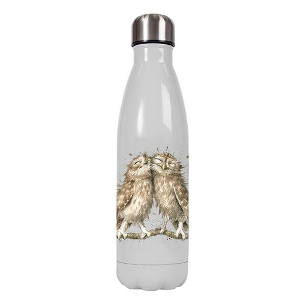 Wrendale Designs Owl Water Bottle
