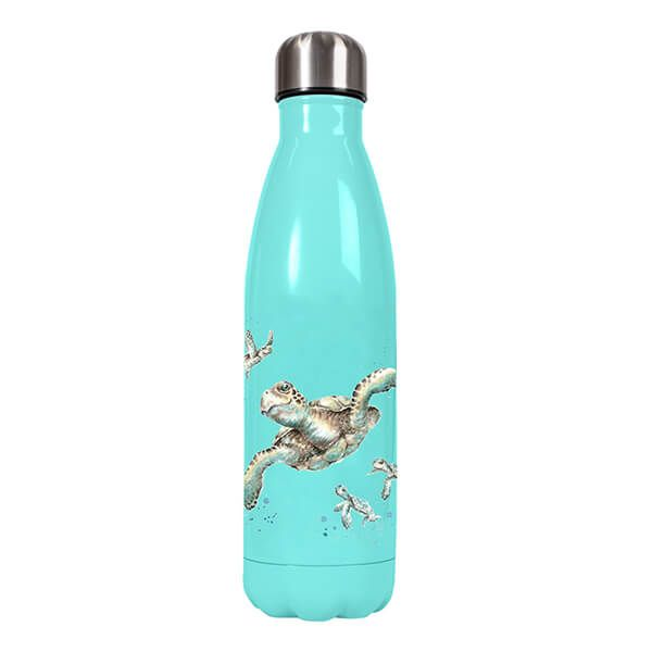 Wrendale Designs Turtles Water Bottle