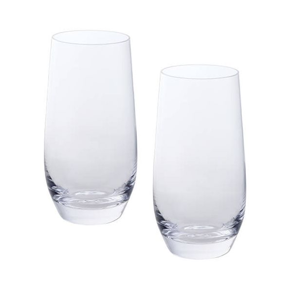 Dartington Wine & Bar Set Of 2 Highballs