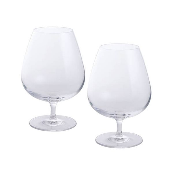 Dartington Wine & Bar Set Of 2 Brandy Glasses