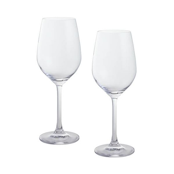 Dartington Wine & Bar Set Of 2 White Wine Glasses