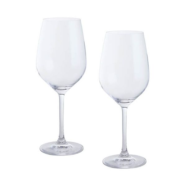 Dartington Wine & Bar Set Of 2 Red Wine Glasses