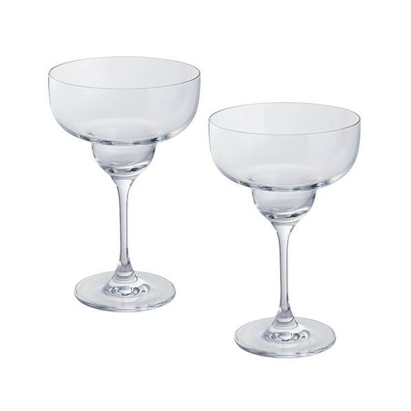 Dartington Wine & Bar Set Of 2 Margarita Glasses