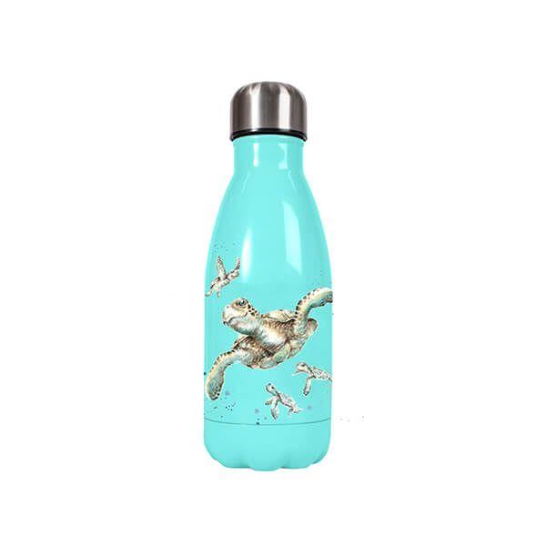 Wrendale Designs Small Turtle Swimming School 260ml Water Bottle