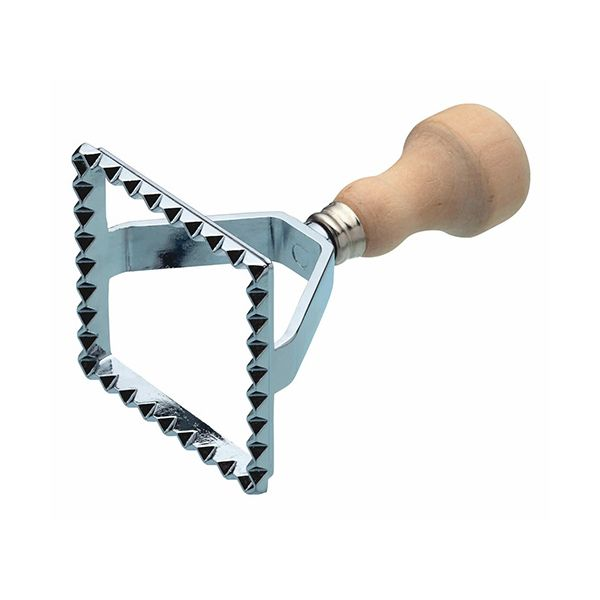 World of Flavours Italian 6cm Square Ravioli Cutter