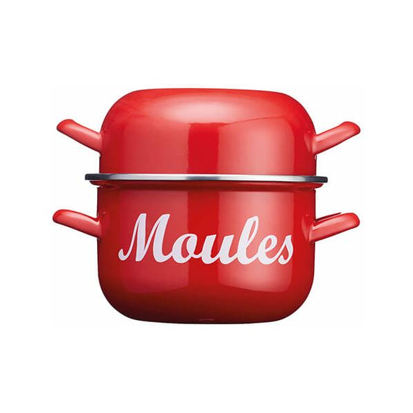 World Of Flavours Red Mussel Pot