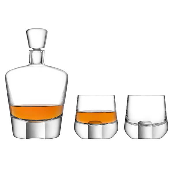 LSA Whisky Cut Whisky Set Clear/Cut