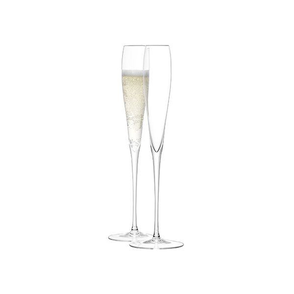 LSA Wine Grand Champagne Flute Set Of Two