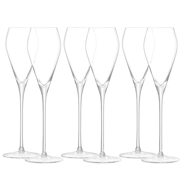 LSA Wine Prosecco Glass 250ml, 6 for 4
