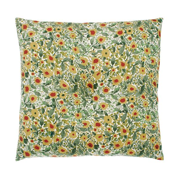 Walton & Co Wildflower Filled Cushion
