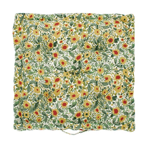 Walton & Co Wildflower Mattress Cushion