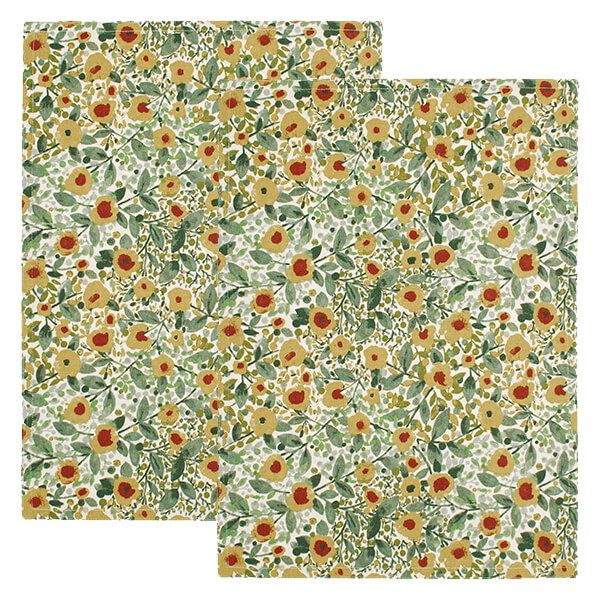 Walton & Co Wildflower Placemat Set of 2