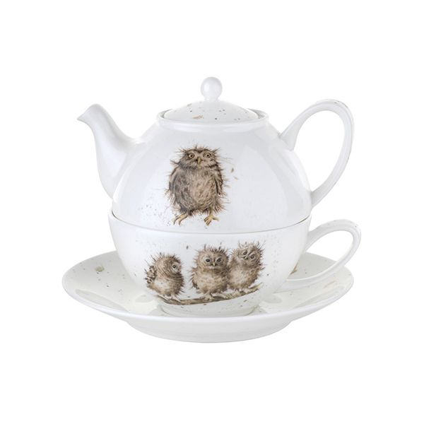 Wrendale Designs Tea For One With Saucer