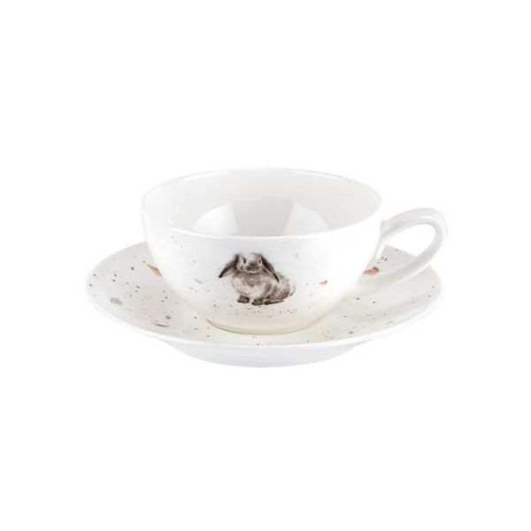 Wrendale Designs Small Cup & Saucer