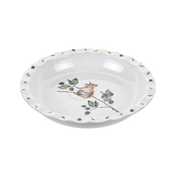 Wrendale Designs Pie Dish Mouse