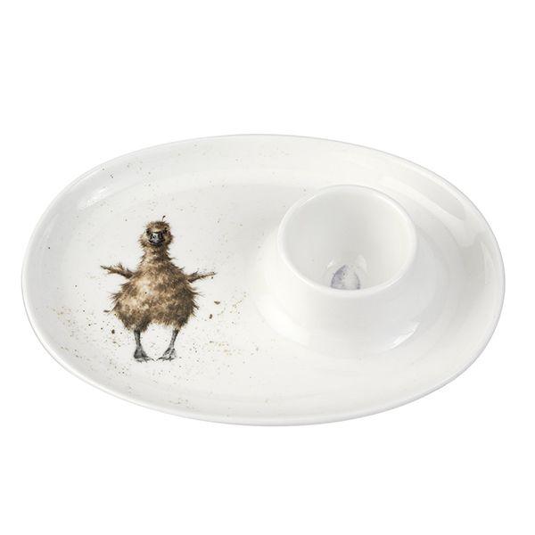 Wrendale Designs Duckling Egg Saucer
