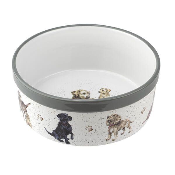 Wrendale Designs 8 Inch Pet Bowl