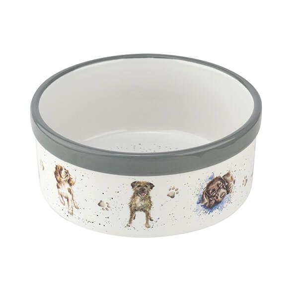 Wrendale Designs 6 Inch Pet Bowl