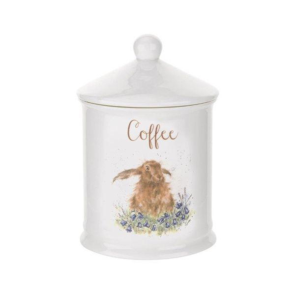 Wrendale Designs Coffee Canister Hare